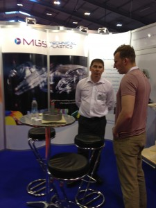 MGS Technical and Medical Plastics at NEC