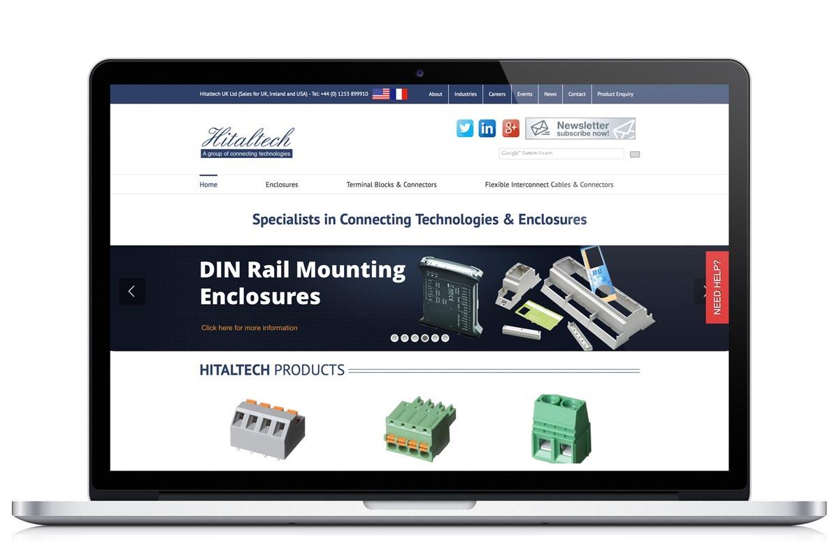 PR for Logistics company hitaltech