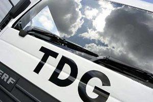 PR for Logistics company TDG