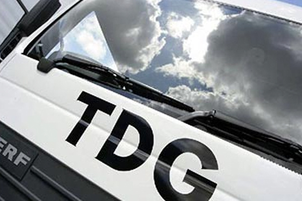 PR for Logistics company TDG
